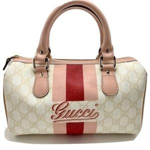 🧚‍♀️ Gucci Rare Boston Bag🧚‍♀️